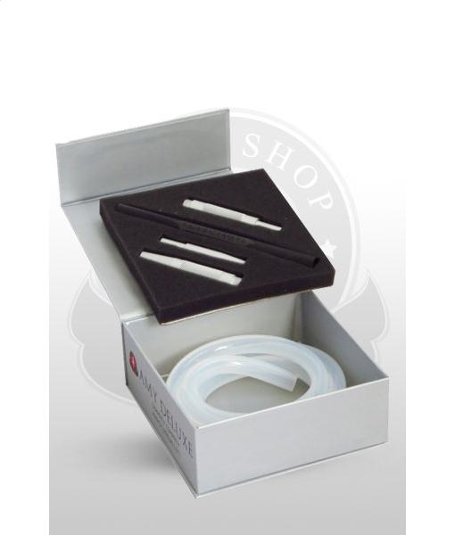 Шланг с алюминиевым мундштуком  AS02 SET in Box