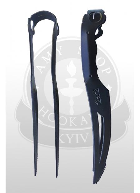 2x2Hookah Black Knife