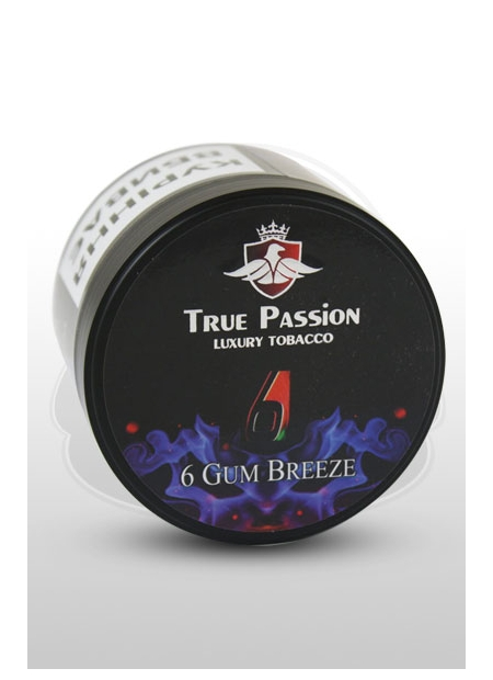 6 Gum Breeze 100 g