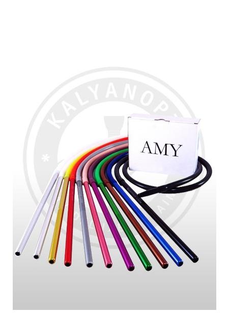 Шланг силиконовий Amy Aluminium Long S232-SET
