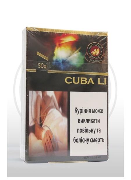 CUBA LI 50 g