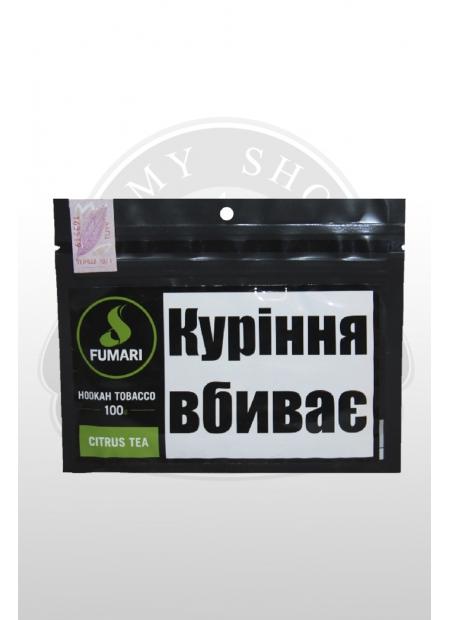 """Кальянный табак Fumari CITRUS TEA """"100"""