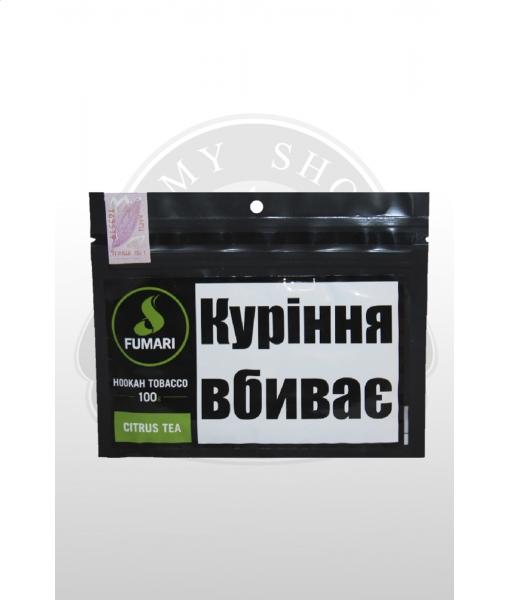 """Кальянный табак Fumari Citrus Tea""""100"""