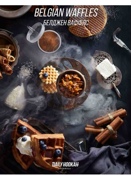 Belgian Waffles (Белджен Ваффлс) 60g