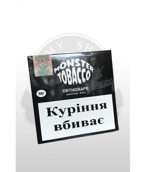 Monster tobacco DRTHGRAPE 50г