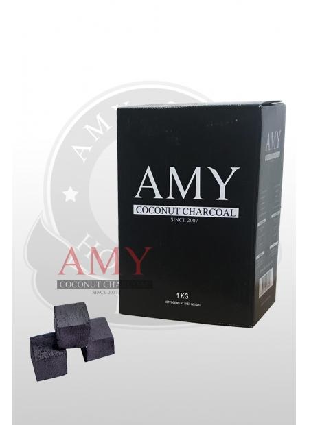Кокосовый уголь AMY GOLD (1kg)