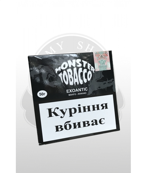 Monster tobacco EXOANTIC 50г