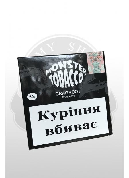 Monster tobacco GRAGROOT 50г