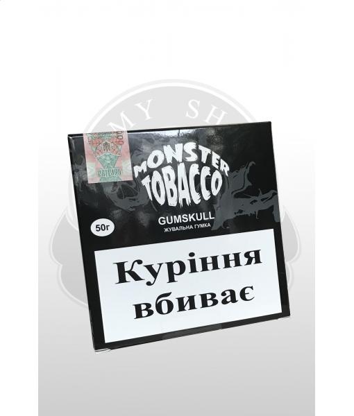 Monster tobacco GUMSKULL 50г
