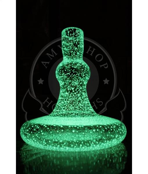 Smokah Glass Glow in the Dark
