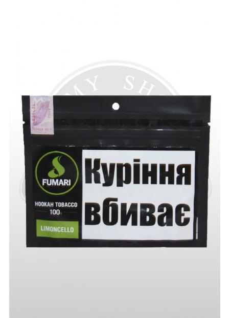 """Кальянный табак Fumari LEMONCELLO """"100"""
