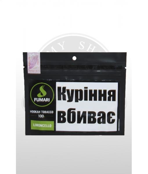 """Кальянный табак Fumari Lemoncello""""100"""