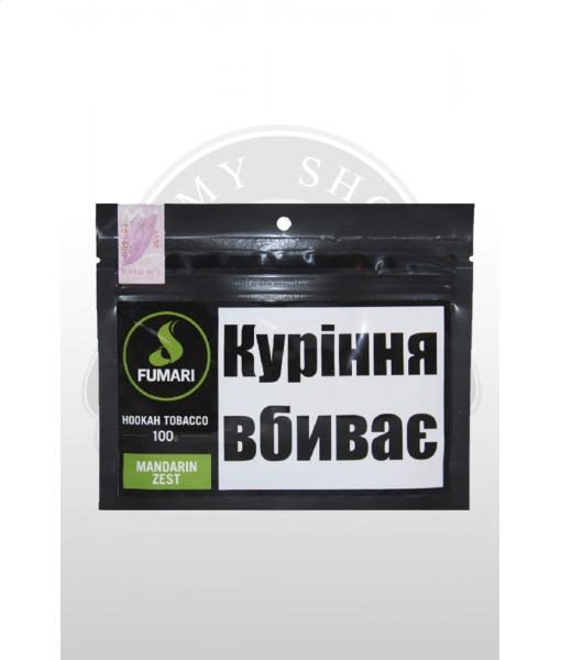 """Кальянный табак Fumari Mandarin Zest""""100"""