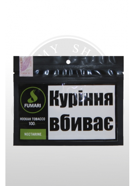 "Кальянный табак Fumari NECTARINE ""100"