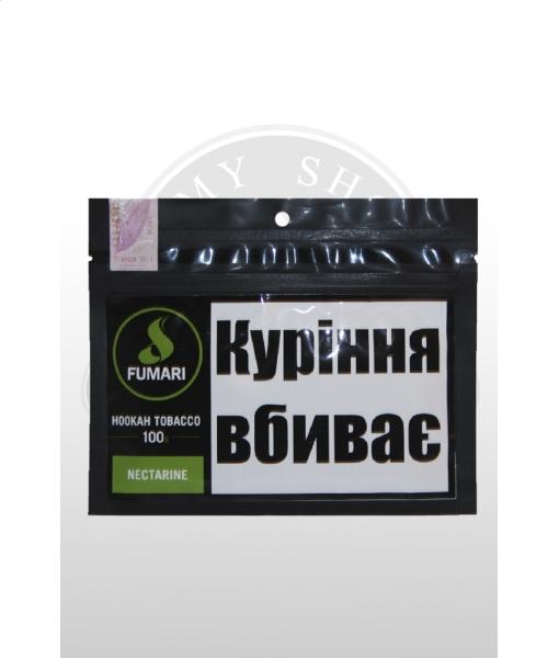 "Кальянный табак Fumari Nectarine""100"