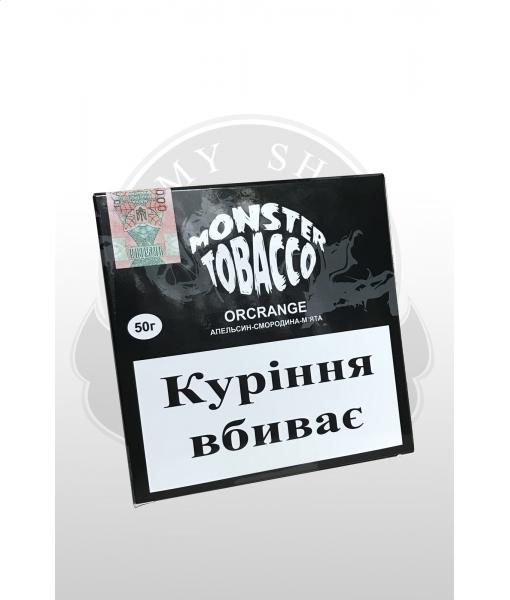Monster tobacco ORCRANGE 50г