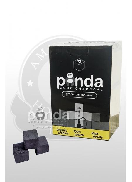 Кокосовый уголь Panda (1kg) 25mm