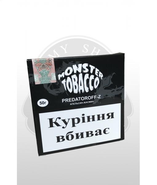 Monster tobacco PREDATOROFF-Z 50г
