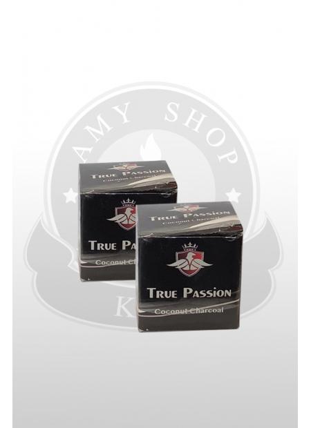 Уголь True Passion 8 кубиков