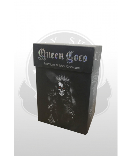 Queen Coco (1kg) 25mm
