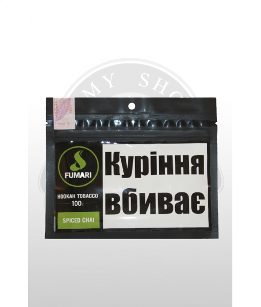 "Кальянный табак Fumari Spiced Chai ""100"