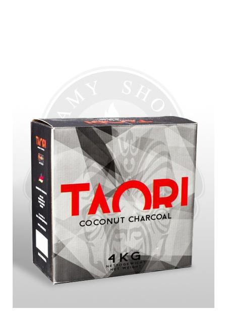 Кокосовый уголь TAORI 4 кг