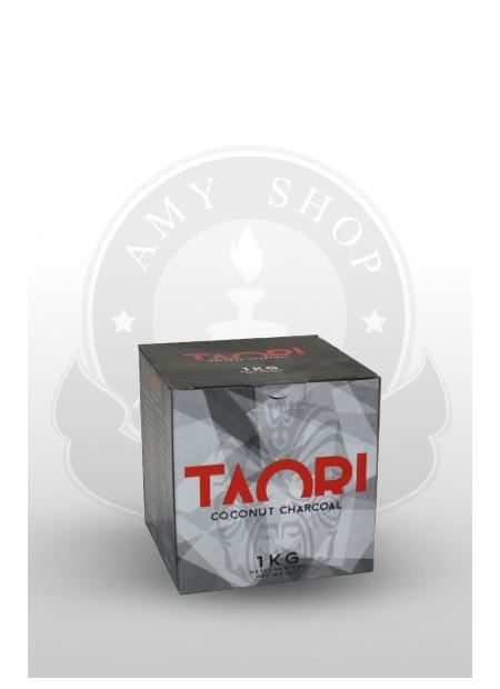 Кокосовый уголь TAORI (1kg) 26mm