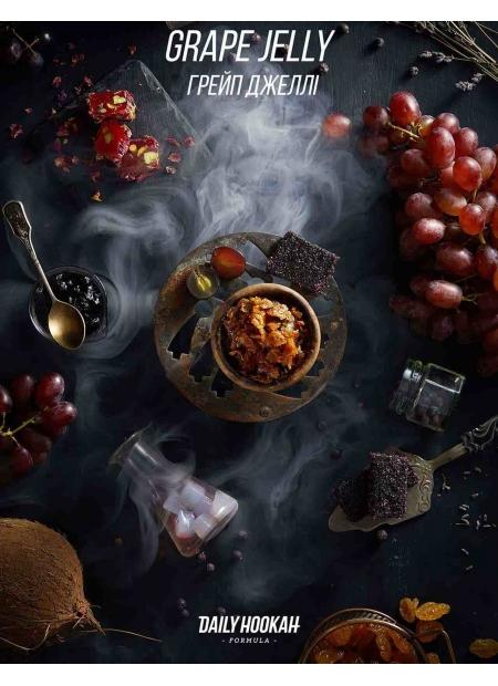 "Daily Hookah FORMULA ""Grape Jelly"" (Грейп Джеллі) 60g"