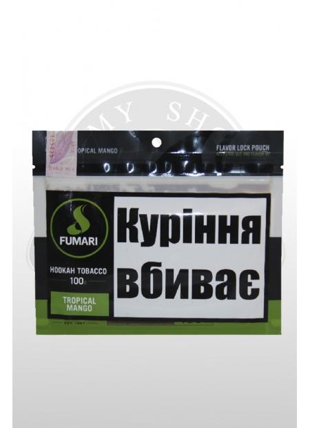 """Кальянный табак Fumari TROPICAL MANGO """"100"""