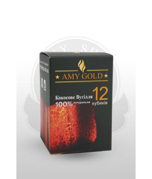 AMY GOLD 12 cubes