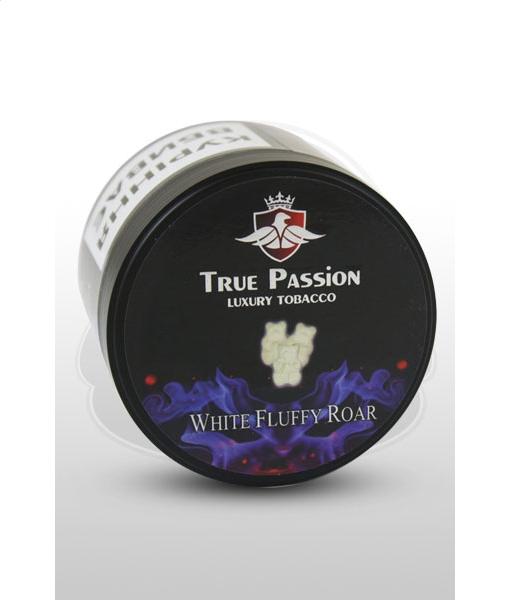 White Fluffy Roar